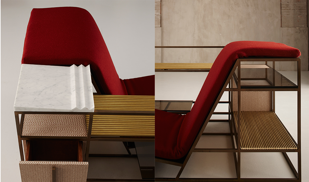 Detalles de Living in a chair